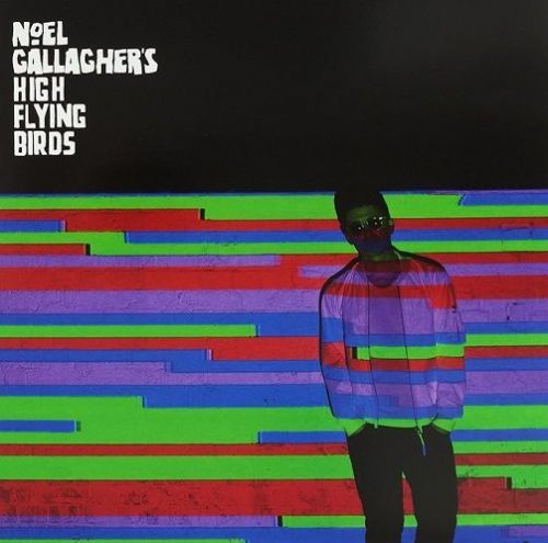 NOEL GALLAGHER'S HIGH FLYING BIRDS In The Heat Of The Moment (Remixes) Vinyl 12 Inch Sour Mash 2015